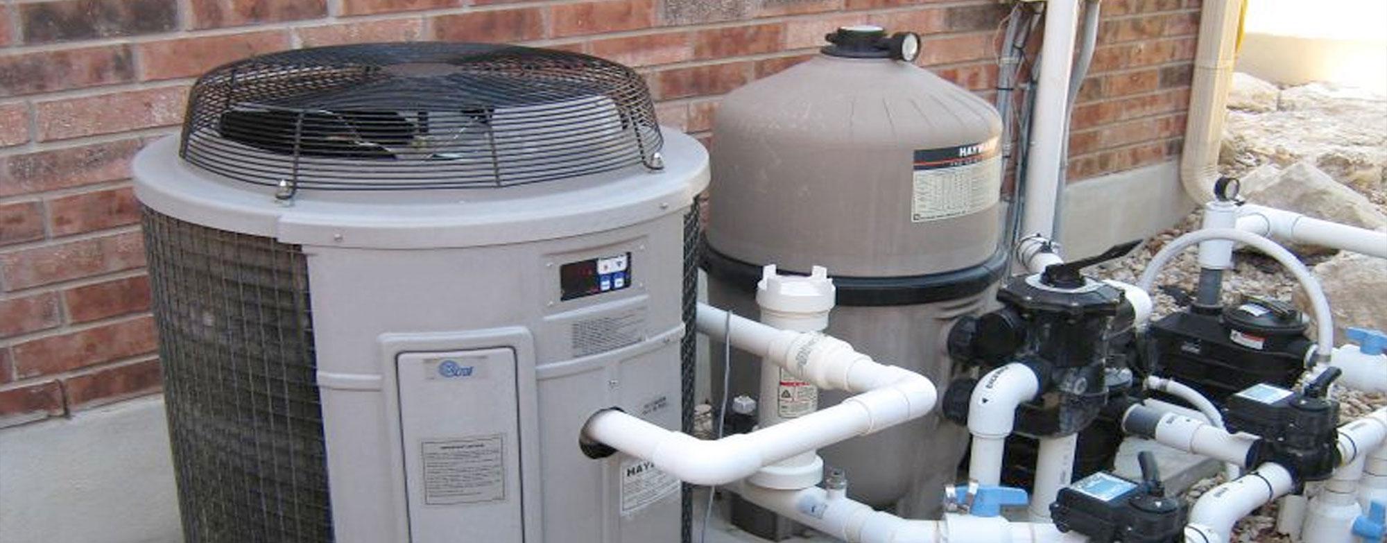 Heat Pump Pool Heating Green Building Africa