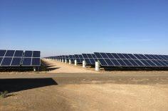 Letsatsi Solar Park Bloemfontein