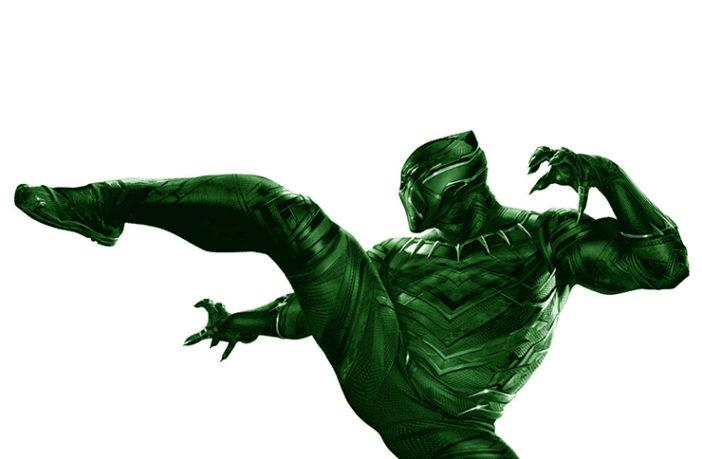 Green Panther!