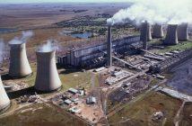 Pic: 2 000MW Hendrina Coal-Fired Power Station Mpumalanga (Eskom)
