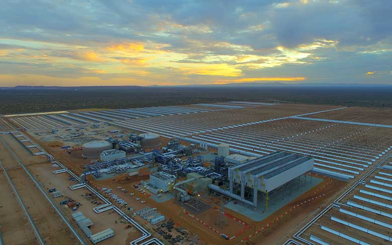 South Africa 100Mw Karoshoek Solar Concentrated Plant Goes