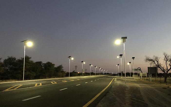 BEKA Solar LED Street Lights