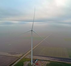 GE Commissions New 5.3MW Onshore Wind Turbine in the Netherlands