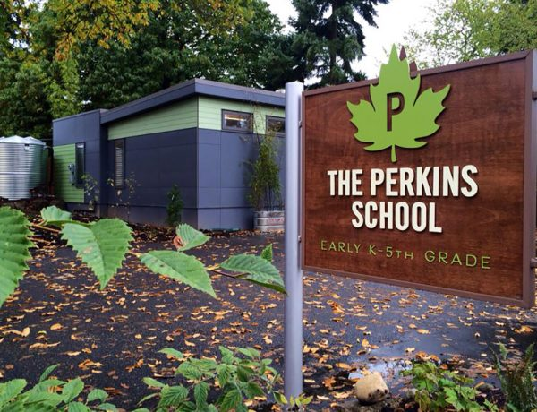 Perkins Seed Classroom Sets the Global Benchmark for Modular Classrooms