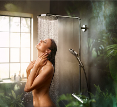 Meet the Future of Showers