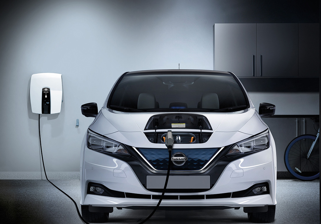 Second-life for Electric Vehicle Batteries - Green Building