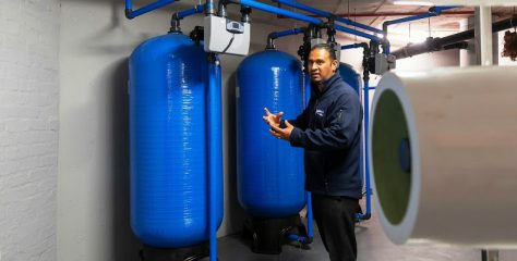 Cape Town Hotel Installs Own Seawater Desalination Plant