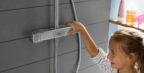 Safety First With hansgrohe