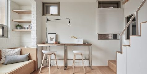 Home Office: 23 Solutions for More Flexible Work-spaces