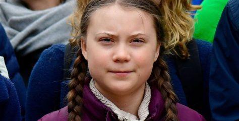 Teen Climate Activist Greta Thunberg Takes School Strike to United Nations