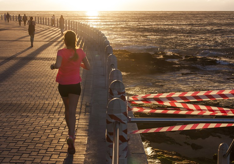 Rising Sea Levels Already Causing Problems For Cape Town