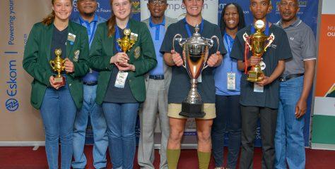 Eskom Rewards Maths Boffs in Free State