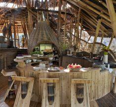 Sharma Springs: A Unique 6 Level Bamboo House by IBUKU