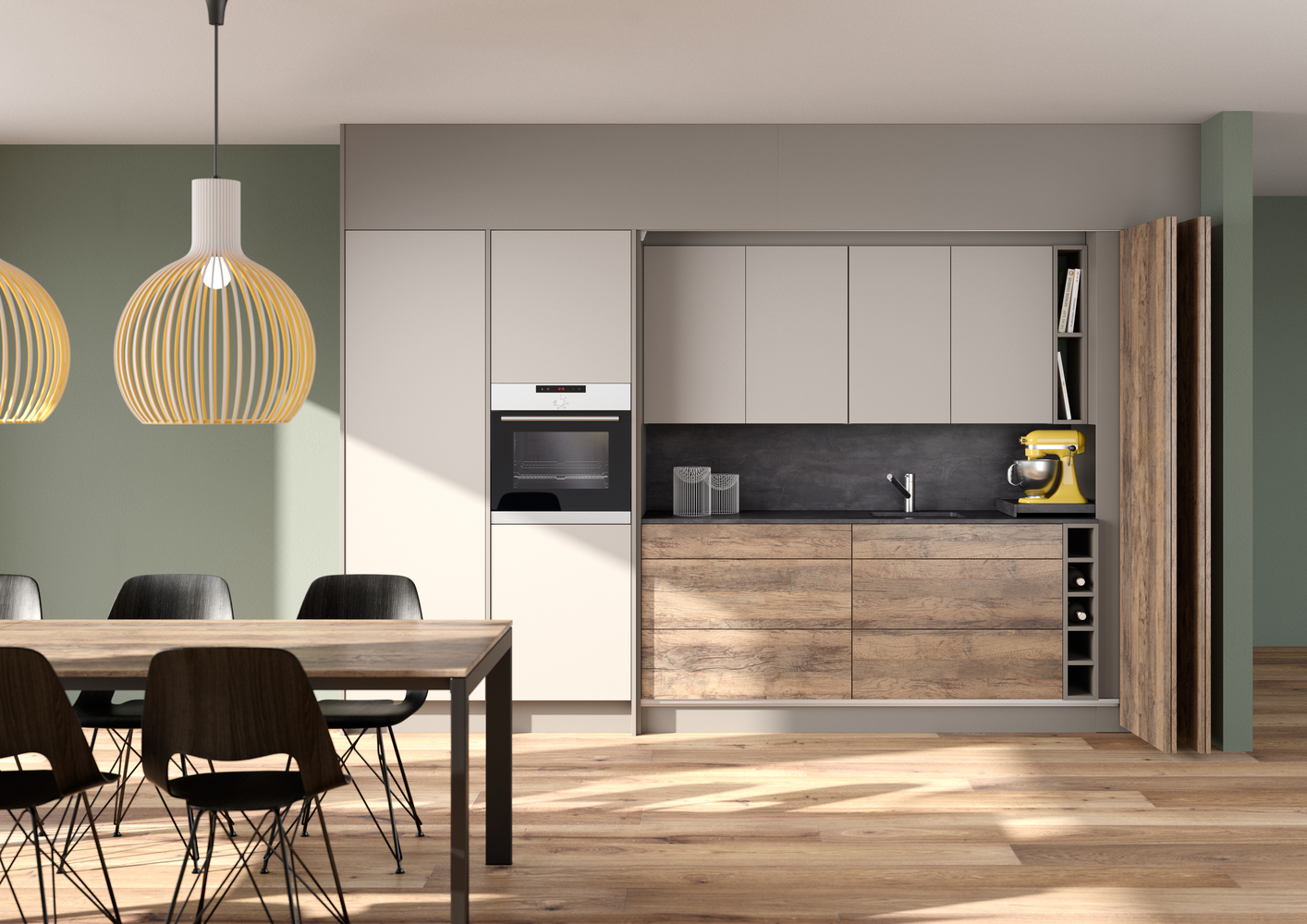 Space-Saving Furniture Designs for Efficient Kitchens ...