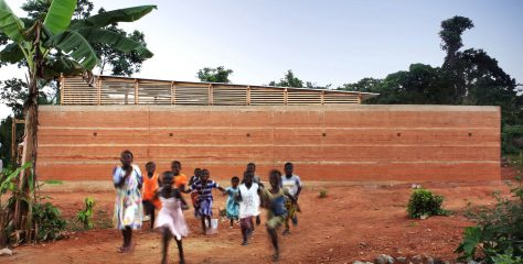 Rural Frameworks: Ghana's New Spaces for Learning
