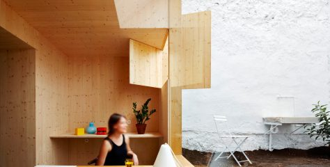 The Kitchenless Home: Co-Living and New Interiors