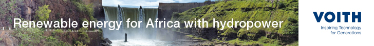 VOITH - Renewable energy for Africa with hydropower