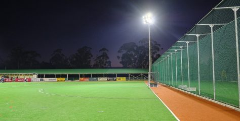 LED Floodlighting for Parel Vallei High School's Hockey Field
