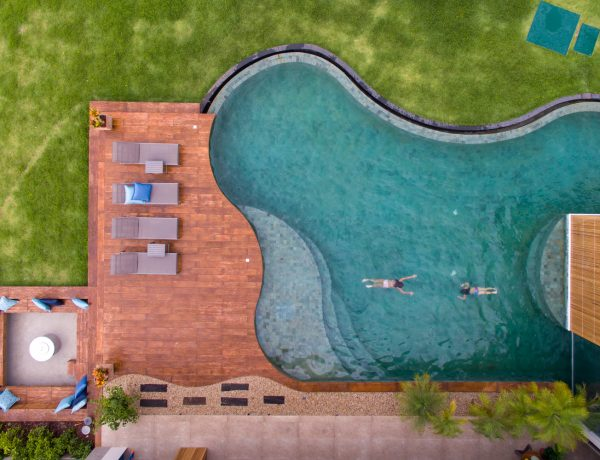 How Swimming Pools Evolved into a Modern Status Symbol