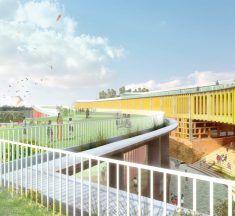 Reconsidering School Design: Indoor and Outdoor Learning as a Solution for a Healthy Future