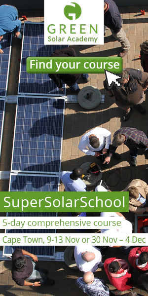 Solar Installation Training in South Africa - Cape Town