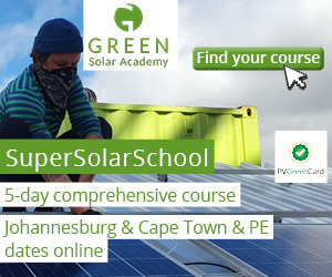 Solar Installation Training in South Africa | Johannesburg, Cape Town, Port Elizabeth