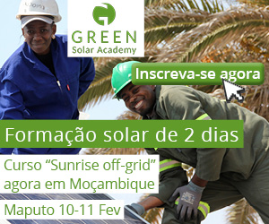 Sunrise PV Off-Grid - Mozambique