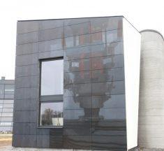 Solar PV Facade for 3D-Printed Concrete House