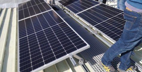Stellenbosch University Installs Rooftop Solar PV System at Student Centre