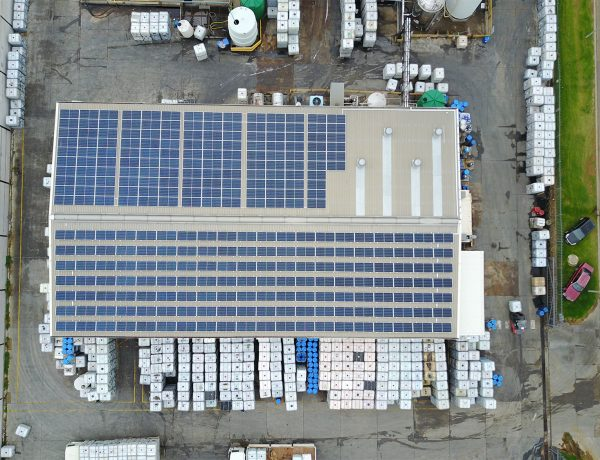 CHRYSO Southern Africa Installs Solar Power and Waste Water Treatment Systems