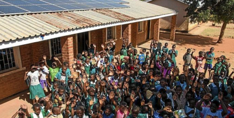 Malawi School Gets Electricity Thanks to Zikomo Africa
